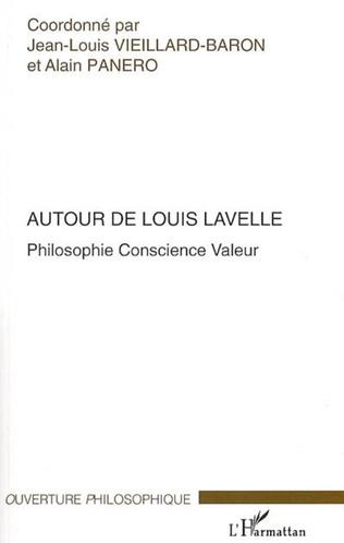 Couverture Autour de Louis Lavelle