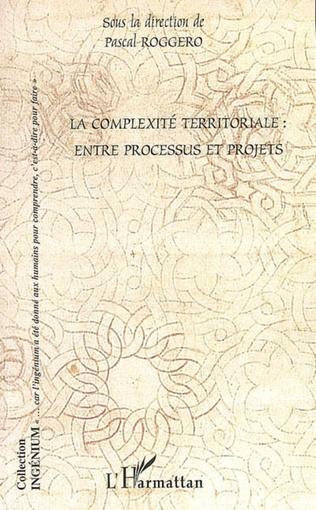 Couverture Géopoétique et Complexité : résonances et dissonances