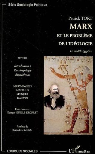 Couverture Marx et le problème de l'idéologie