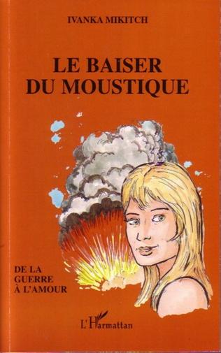 Couverture Le baiser du moustique