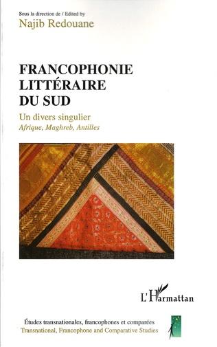 Couverture Francophonie littéraire du Sud