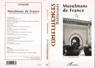 Couverture Musulmans de France