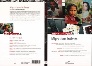 Couverture Migrations intimes