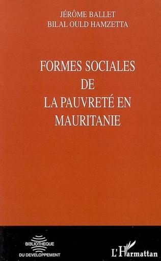 Couverture Formes sociales de la pauvreté en Mauritanie