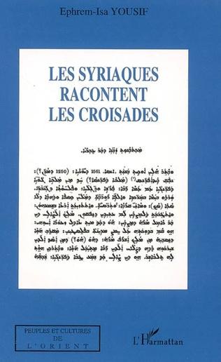 Couverture Les syriaques racontent les croisades
