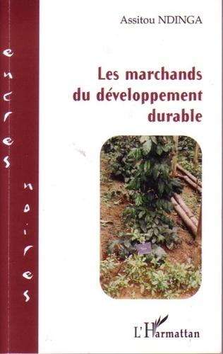 Couverture Les marchands du développement durable