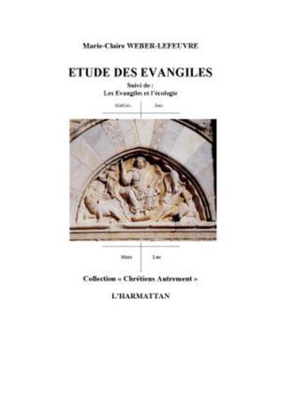 Couverture Etude des Evangiles