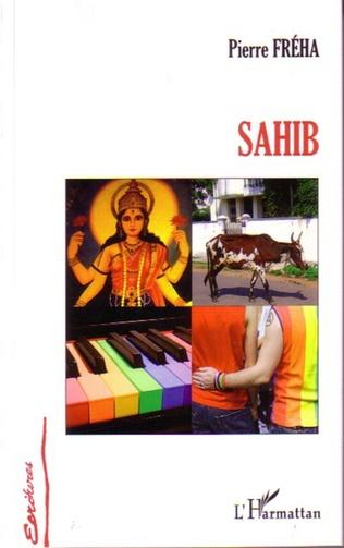 Couverture Sahib
