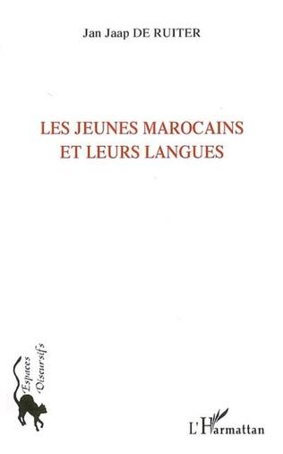 Couverture Les Jeunes Marocains et leurs langues