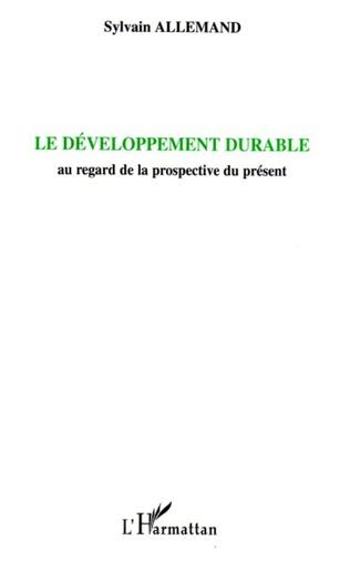Couverture Le développement durable