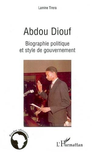 Couverture Abdou Diouf