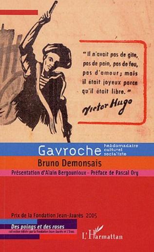 Couverture Gavroche