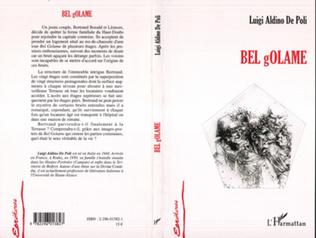 Couverture Bel Golame