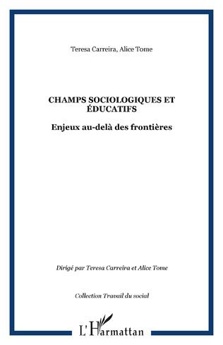 Couverture Champs sociologiques et éducatifs
