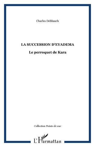 Couverture La succession d'Eyadema