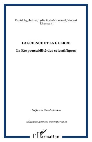 Couverture La Science et la guerre