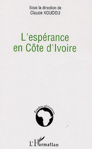 Couverture L'espérance en Côte d'Ivoire