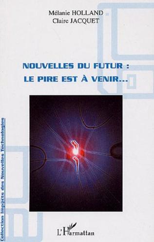 Couverture Nouvelles du futur