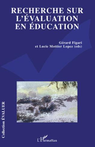 Couverture Recherche sur l'évaluation en éducation