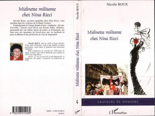 Couverture Midinette militante chez Nina Ricci