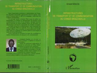 Couverture Infrastructures de transport et de communication au Congo-Brazzaville