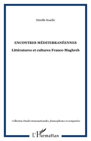 Couverture Encontres méditerranéennes