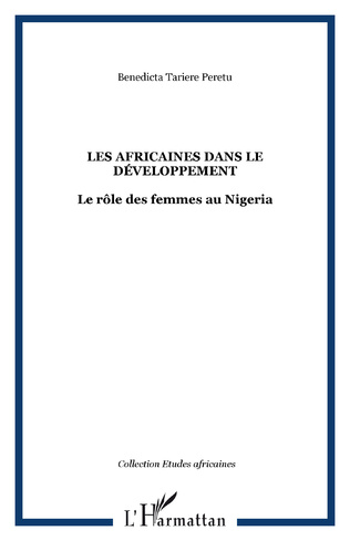 Couverture Les Africaines dans le développement
