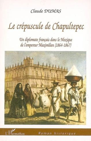Couverture Crépuscule de Chapultepec