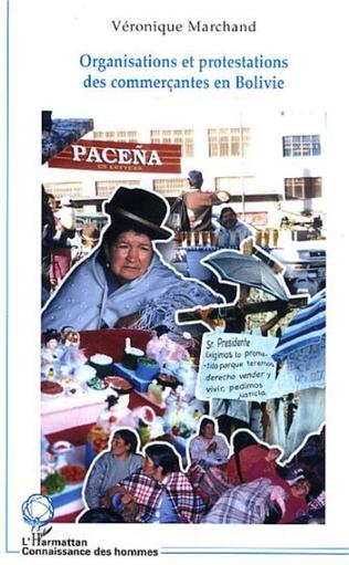 Couverture Organisations et protestations des commerçants en Bolivie