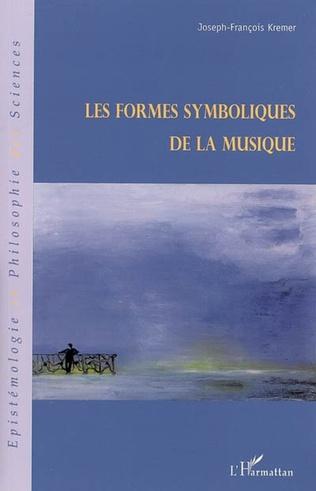 Couverture Les formes symboliques de la musique