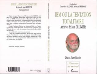 Couverture IBM ou la tentation totalitaire