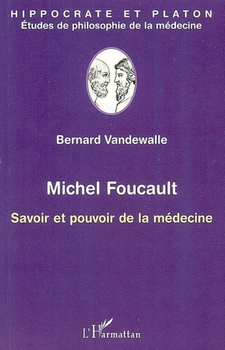 Couverture Michel Foucault