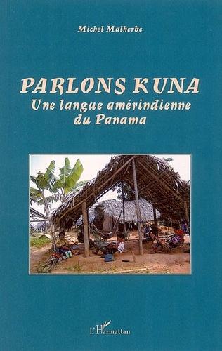 Couverture Parlons Kuna
