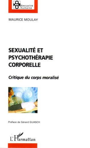 Couverture Sexualité et psychothérapie corporelle