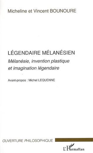 Couverture Légendaire mélanésien