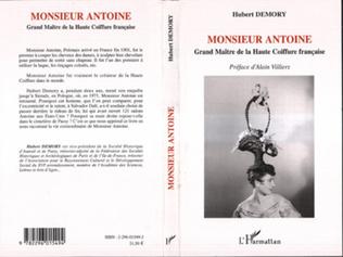 Couverture Monsieur Antoine