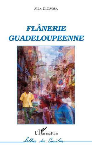 Couverture Flânerie guadeloupéenne