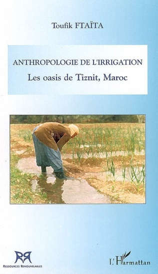 Couverture Anthropologie de l'irrigation