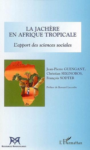 Couverture La Jachère en Afrique tropicale