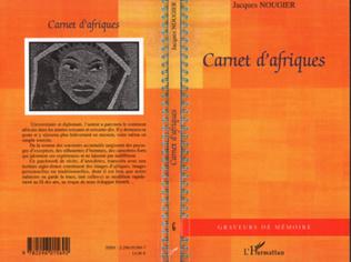 Couverture Carnet d'afriques