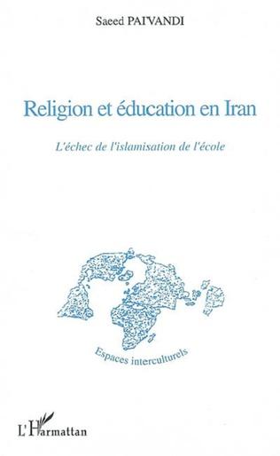 Couverture Religion et éducation en Iran