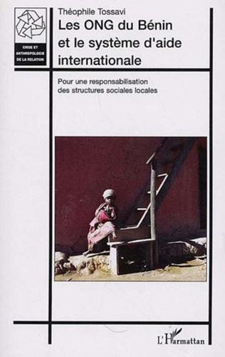 Couverture Les ONG du Bénin et le système d'aide internationale