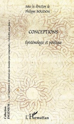 Couverture Conceptions