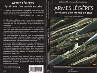Couverture Armes légères