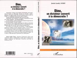 Couverture Dieu un dictateur converti a la démocratie