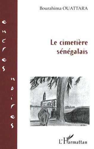 Couverture Le cimetière sénégalais