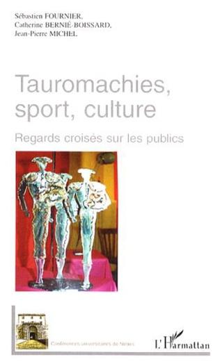 Couverture Tauromachies, sport, culture