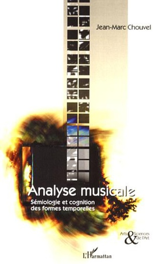 Couverture Analyse musicale