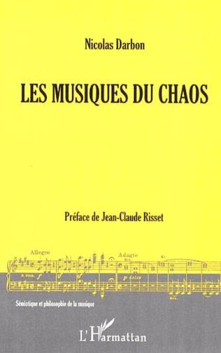 Couverture Les musiques du chaos