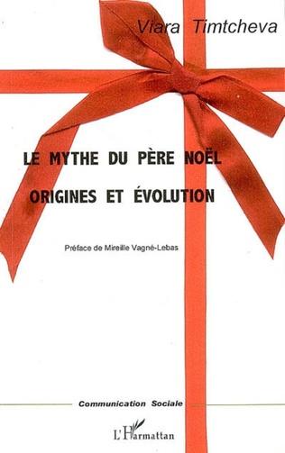 Couverture Le mythe du Père Noël